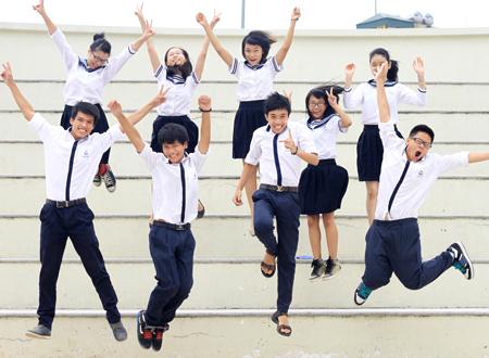 Đồng phục học sinh HCM
