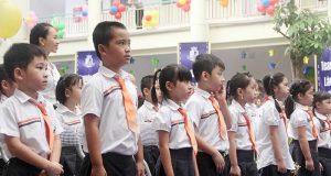 đồng phục học sinh tiểu học