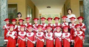 Nơi may áo lễ phục tốt nghiệp Mầm Non